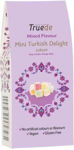 Mixed Flavour Mini Turkish Delight