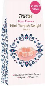 Rose Flavour Mini Turkish Delight (No Added Sugar)