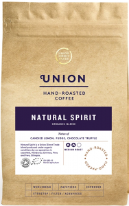 Organic Natural Spirit Wholebean