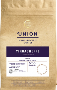 Yirgacheffe Cafetiere Grind