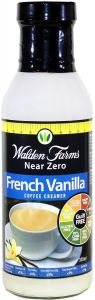 French Vanilla Coffee Creamer