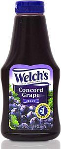 Squeezable Concord Grape Jelly