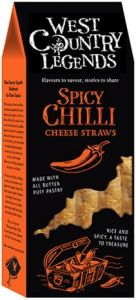 Spicy Chilli Cheese Straws
