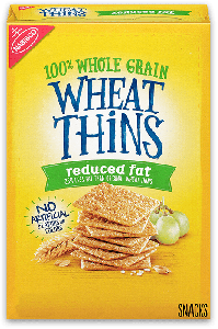 Wheat Thins (Reduced Fat)