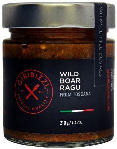 Wild Boar Ragu