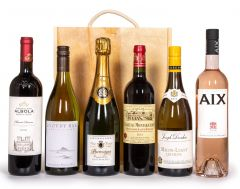 Wine Deluxe Hamper
