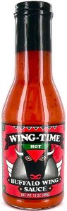 Hot Buffalo Wing Sauce