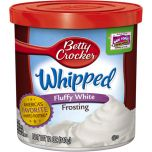 Whipped Fluffy White Frosting