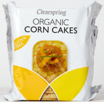 Organic Corn Cakes
