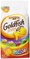Goldfish Crackers (Colors)