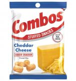 Cheddar Cheese Cracker Baked Snacks