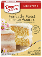 French Vanilla Cake Mix