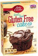 Gluten Free Devil's Food Cake Mix