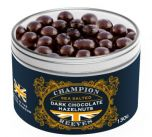 Dark Chocolate Hazelnuts Gift Tin