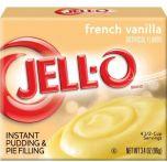 French Vanilla Pudding