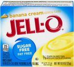 Sugar Free Banana Cream Pudding