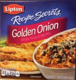 Golden Onion Soup & Dip