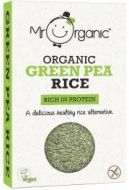 Organic Green Pea Rice