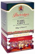 Partridges Earl Grey Tea Bags