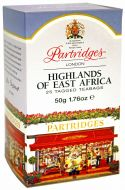 Partridges Highlands of East Africa Tea Bags