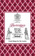 Partridges Tea Towel