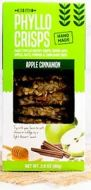 Apple Cinnamon Phyllo Crisps