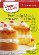 Pineapple Supreme Cake Mix