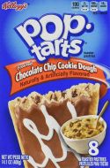 Pop-Tarts Frosted Chocolate Chip Cookie Dough