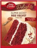 Super Moist Red Velvet Cake Mix