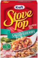 Stove Top Stuffing Mix (Savory Herbs)