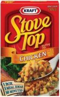 Stove Top Stuffing Mix (Chicken)