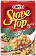 Stove Top Stuffing Mix (Traditional Sage)