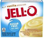 Sugar Free Vanilla Instant Pudding