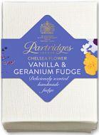 Chelsea Flower Vanilla & Geranium Fudge
