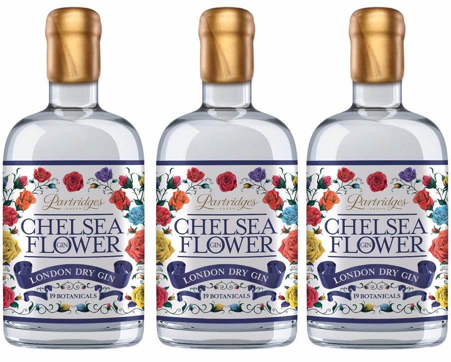 Chelsea Flower Gin